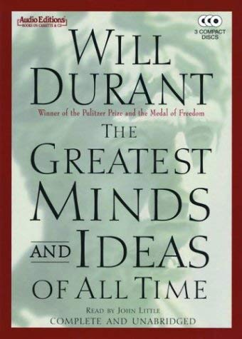 The Greatest Minds and Ideas of All Time 9781572703483