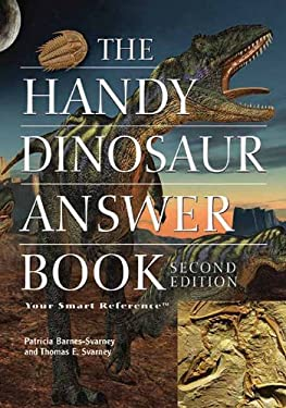The Handy Dinosaur Answer Book 9781578592180