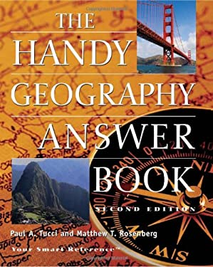 The Handy Geography Answer Book 9781578592159