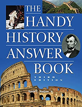 The Handy History Answer Book 9781578593729