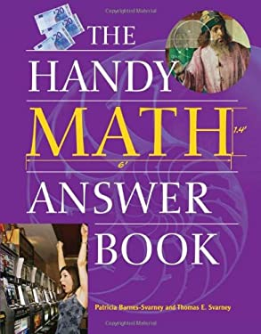 The Handy Math Answer Book 9781578591718