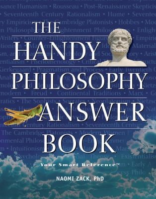 The Handy Philosophy Answer Book 9781578592265