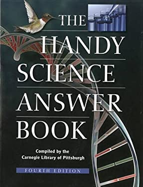 The Handy Science Answer Book 9781578593217
