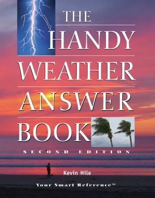 The Handy Weather Answer Book 9781578592210