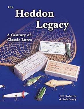 The Heddon Legacy 9781574322514