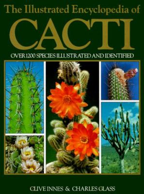 The Illustrated Encyclopedia of Cacti 9781577150176