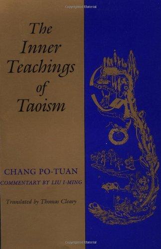The Inner Teachings of Taoism 9781570627101