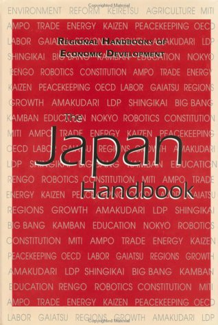 The Japan Handbook 9781579580551