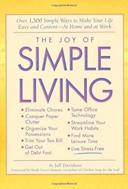 Joy of Simple Living 9781579541040