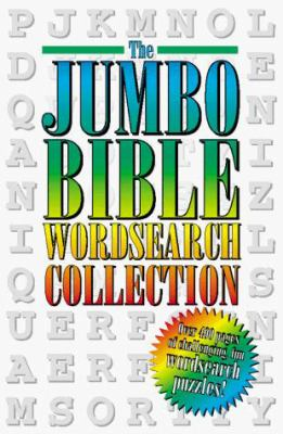 The Jumbo Bible Word Search Collection 9781577480174