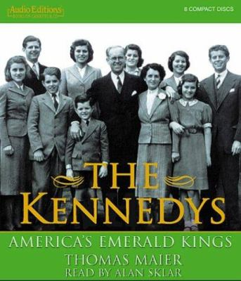 The Kennedys: America's Emerald Kings 9781572703704