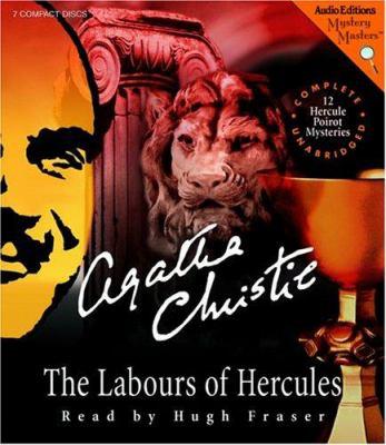 The Labors of Hercules: 12 Hercule Poirot Mysteries 9781572704572