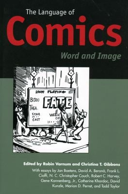 The Language of Comics: Word and Image