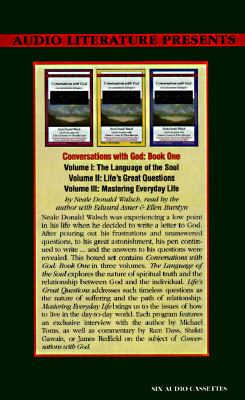 The Language of the Soul/Life's Great Questions/Mastering Everyday Life: Book One, Volumes 1-3 9781574531244