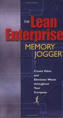 The Lean Enterprise Memory Jogger 9781576810453