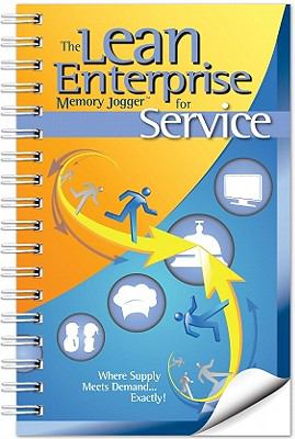 The Lean Enterprise Memory Jogger for Service 9781576811108