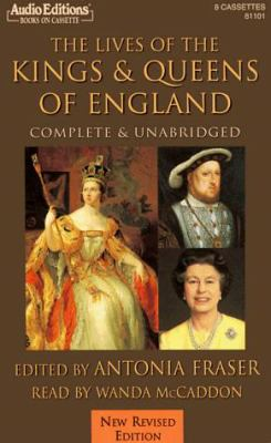 The Lives of the Kings & Queens of England 9781572701014