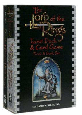 The Lord of the Rings Tarot Deck/Book Set [With Book] 9781572810556