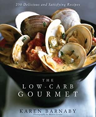 Low-Carb Gourmet 9781579549909