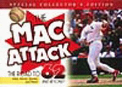 The Mac Attack: The Road to 62 and Beyond! 9781577570622