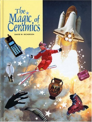 The Magic of Ceramics 9781574980509