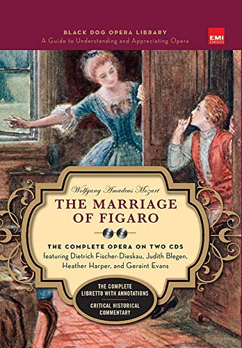The Marriage of Figaro [With 2 CD's] 9781579125127
