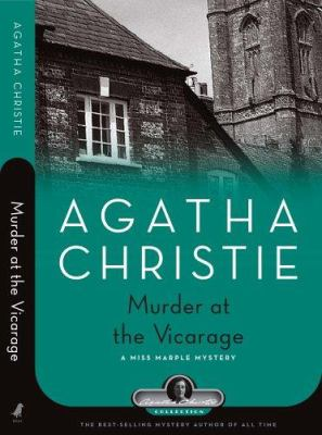 The Murder at the Vicarage 9781579126254