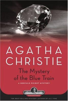 The Mystery of the Blue Train 9781579126957