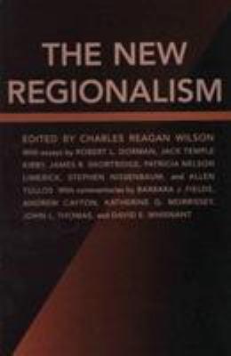 The New Regionalism 9781578060139