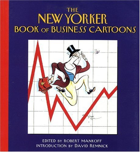 The New Yorker Book of Business Cartoons 9781576600429