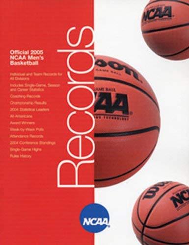 The Official NCAA Men's Basketball Records Book 9781572437852