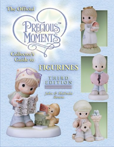 The Official Precious Moments Collector's Guide to Figurines 9781574325690