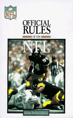 The Official Rules of the NFL 9781572431423