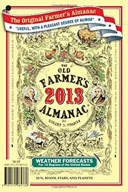 The Old Farmer's Almanac 2013 9781571985736