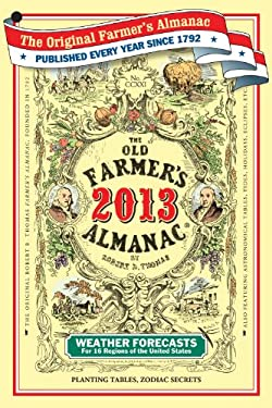 The Old Farmer's Almanac 2013 9781571985743