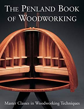 The Penland Book of Woodworking: Master Classes in Woodworking Techniques 9781579907686