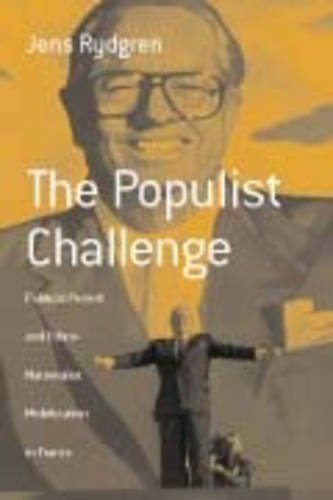 The Populist Challenge: Political Protest and Ethno-Nationalist Mobilization in France