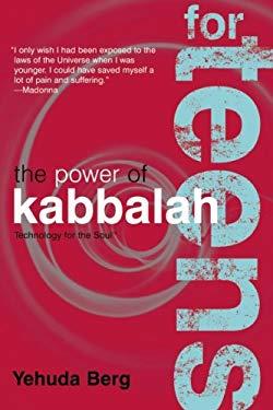 The Power of Kabbalah for Teens 9781571895769