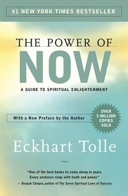 The Power of Now: A Guide to Spiritual Enlightenment 9781577314806