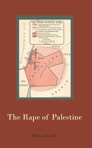 The Rape of Palestine 9781578988808