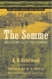 The Somme, Including Also the Coward