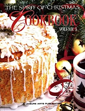 The Spirit of Christmas Cookbook 9781574861242