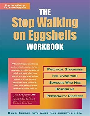 The Stop Walking on Eggshells Workbook 9781572242760