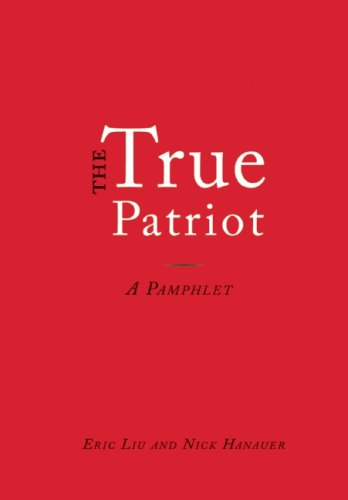 The True Patriot 9781570615573