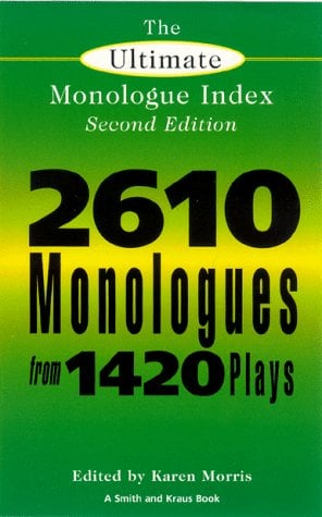 Ultimate Monologue Index