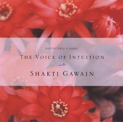 The Voice of Intuition Inspirational Cards 9781577311973