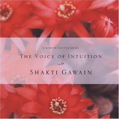 The Voice of Intuition Notecards [With Envelopes] 9781577311980