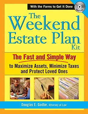 The Weekend Estate Planning Kit (+ CD-ROM) the Weekend Estate Planning Kit (+ CD-ROM) 9781572486058