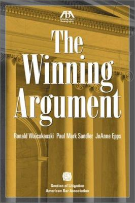 The Winning Argument 9781570739385