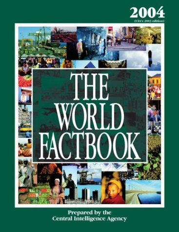 The World Factbook: CIA's 2003 Edition 9781574888379